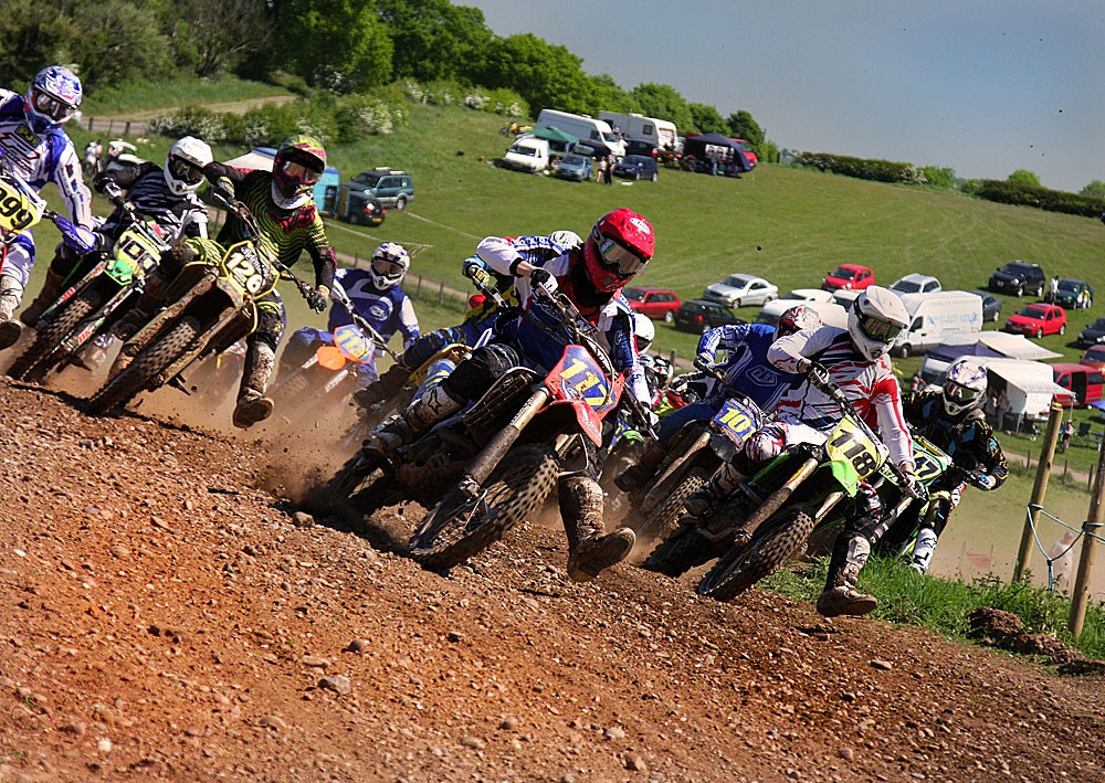 Polesworth Motocross Track, click to close